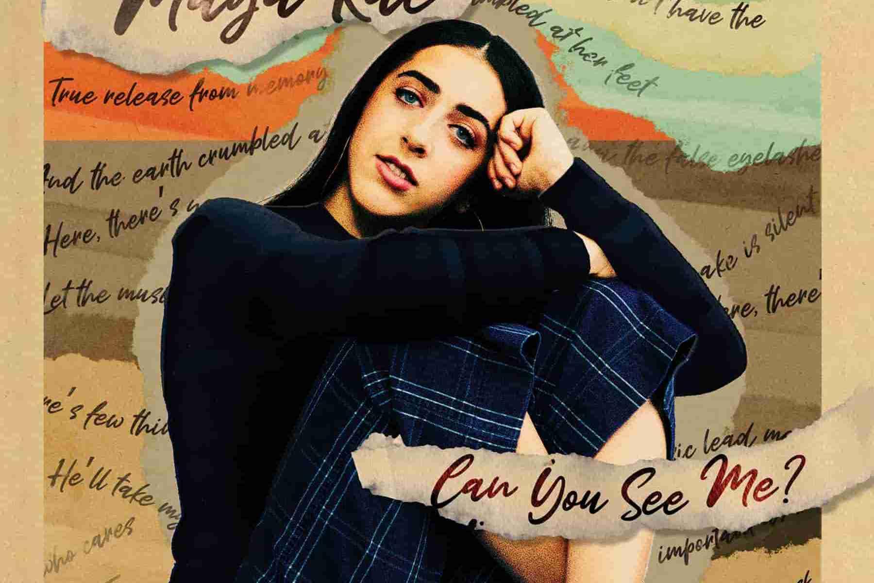 Maya Rae's album cover