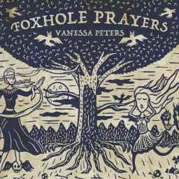 Foxhole Prayers album cover - etching