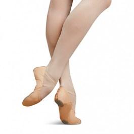 Capezio 2027 Leather Juliet Ballet Slipper