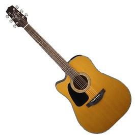 Takamine GD30CELH-NAT Left Handed Acoustic Electric Guitar