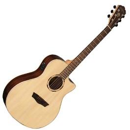 Washburn WLO20SCE OM Acoustic-Electric Guitar