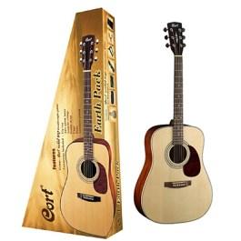 Cort EARTH Acoustic Guitar Package w/Bag