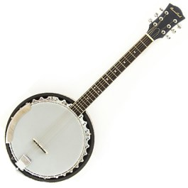 Beaver Creek Banjo-Guitar 6 String BCBJ-G + Bag