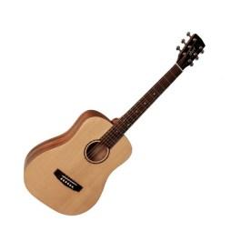 Cort AD-MINI-BAG-OP Travel Acoustic Guitar + Bag