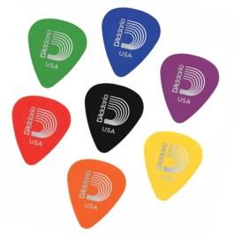 D'Addario Duralin Standard Guitar Picks Pack of 6