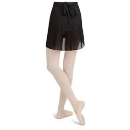 Capezio N272 Georgette Wrap Skirt