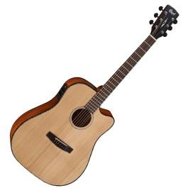 Cort MR-E-NS Acoustic-Electric Guitar