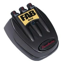 Danelectro FAB D-3 Metal Pedal