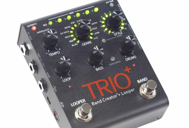 music gear review digitech trio band creator plus looper pedal. Black Bedroom Furniture Sets. Home Design Ideas