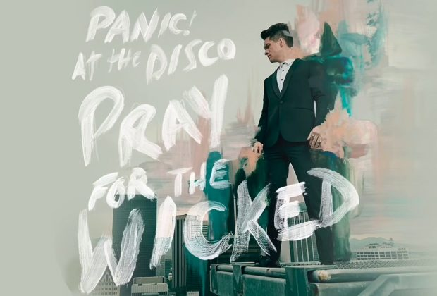 Brendon Urie Cover Page