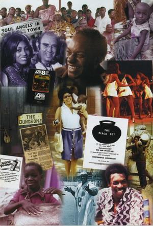 Soul To Soul 1971 Booklet Back Cover Art