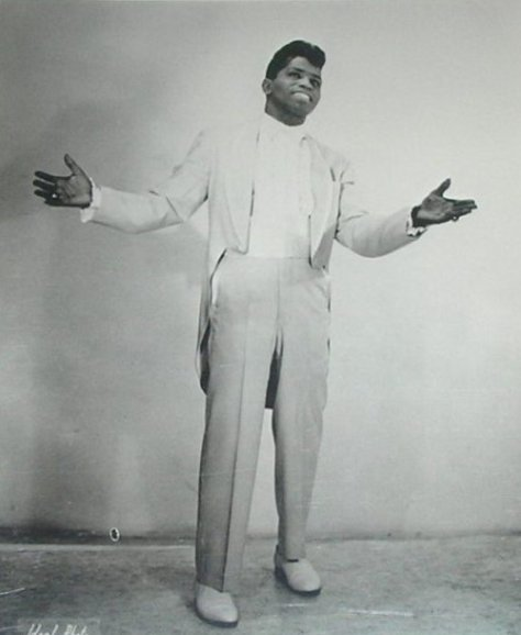 James Brown Early Photo