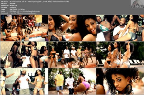 2Crunk.com feat. Kilo Ali – Dat Lump Lump [2011, HD 720p] Music Video