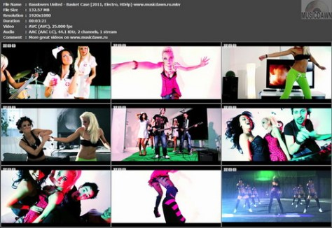 Basslovers United – Basket Case [2011, HD 1080p] Music Video