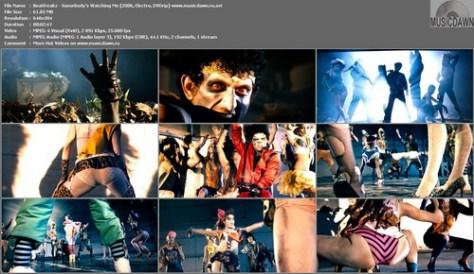 Beatfreakz Vs. Rockwell Vs. Michael Jackson – Somebody's Watching Me / Thriller Music Videos (Re:Up)