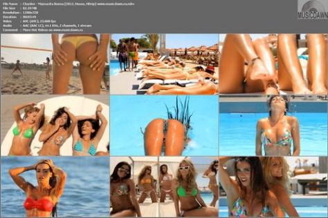Claydee - Mamacita Buena (2012, House, HD 720)