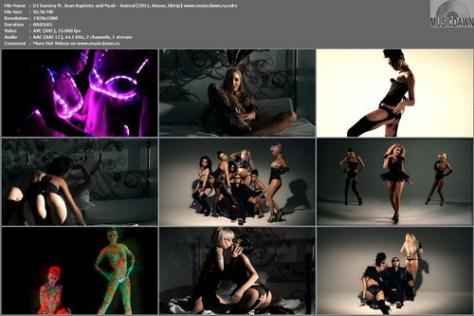 DJ Sammy ft. Jean Baptiste and Nyah - Animal (2011, House, HD 1080p)