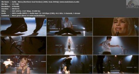 Duffy - Mercy (Northern Soul Version) {2008, Soul, DVDrip}