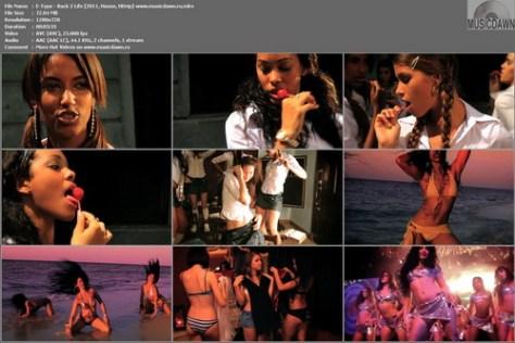 E-Type - Back 2 Life (2011, House, HDrip)