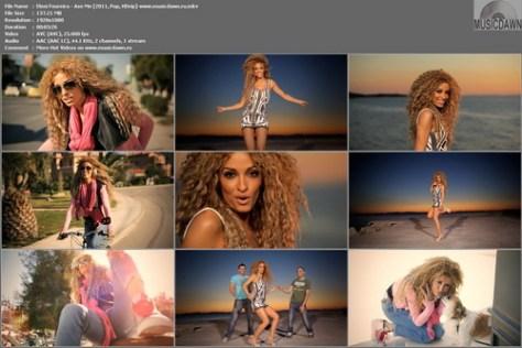 Ελένη Φουρέιρα - Άσε Με | Eleni Foureira - Ase Me (2011, HD 1080p)