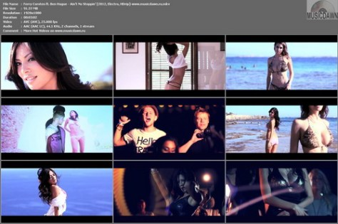 Ferry Corsten ft. Ben Hague – Ain't No Stoppin' [2012, HD 1080p] Music Video