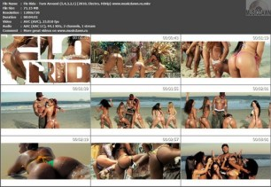 Flo Rida – Turn Around (5,4,3,2,1) [2010, HDrip] Music Video (Re:Up)