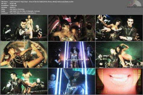 Gabry Ponte ft. Maya Days - Sexy DJ (In Da Club) 2010, House, HDrip