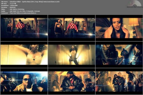 Ghostface Killah – 2getha Baby [2011, HDrip] Music Video
