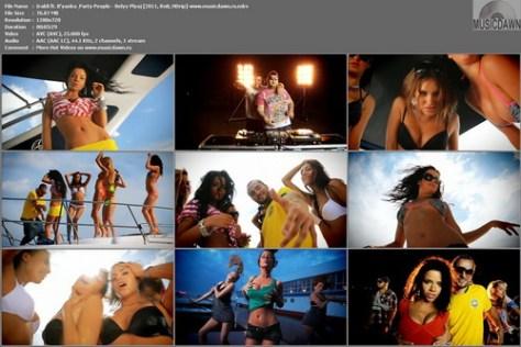 Иракли и Бьянка - Белый пляж | Irakli ft. B'yanka & Party People - Belyy Plyaj (2011, HD 720p)