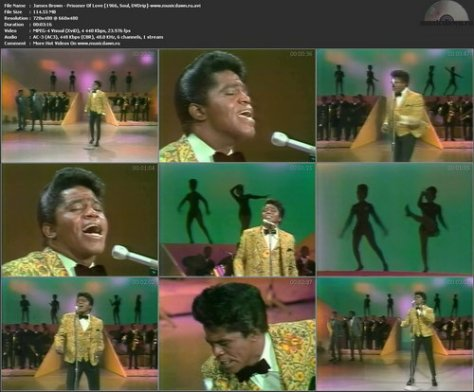 James Brown - Prisoner Of Love (1966, Soul, DVDrip)