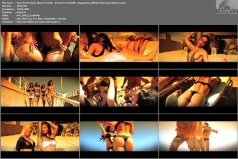 Jose De Rico feat. Henry Mendez - Rayos De Sol (2011, Reggaeton, HD 1080p)