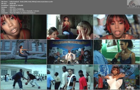 Kelly Rowland - Stole (2002, RnB, DVDrip)