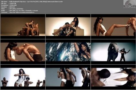 Kelly Rowland ft. Big Sean – Lay It On Me [2011, HD 1080p] Music Video
