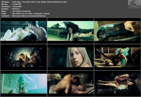 Lady Gaga – You And I [2011, HD 1080p] Music Video (Re:Up)