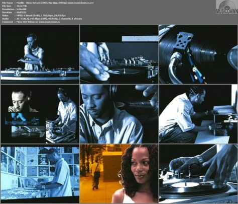 Madlib - Slims Return (2003, Hip-Hop, DVDrip)