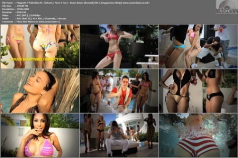Magnate Y Valentino Ft. J Alvarez, Nova Y Jory - Boom Boom (Remix) 2011, HD 1080p