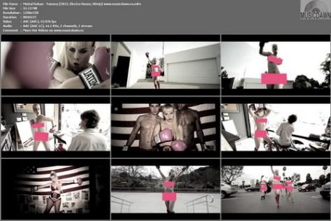 Meital Dohan - Yammy (2012, Electro House, HD 720p)