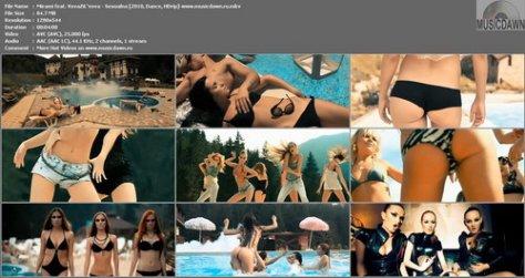 Mirami feat. VovaZiL'vova - Sexualna (2010, Dance, HDrip)