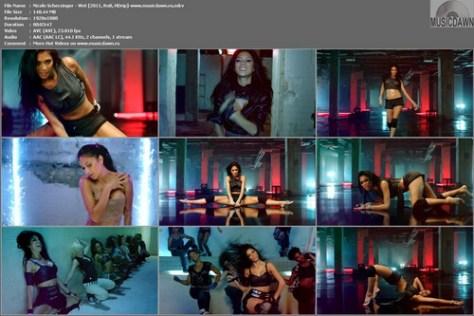 Nicole Scherzinger - Wet (2011, RnB, HD 1080p)