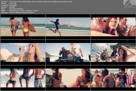Pascal & Pearce Feat Juliet Harding - Disco Sun (2012, Electro House, HD 1080p)