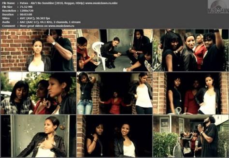 Patwa - Ain't No Sunshine (2010, Reggae, HDrip)