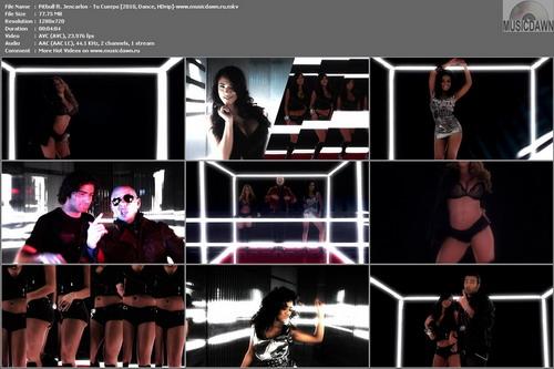 Pitbull ft. Jencarlos – Tu Cuerpo [2010, Dance, HDrip] Music Video