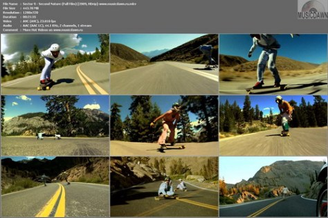 Sector 9 – Second Nature [2009, HDrip] Full Film (Re:Up)