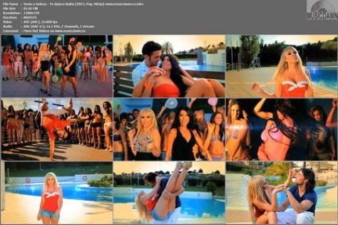 Sonia y Selena - Yo Quiero Bailar (2011, Pop, HDrip)