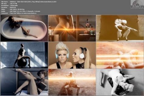 Stilettos - Click Click Click (2011, Pop, HD 1080p)