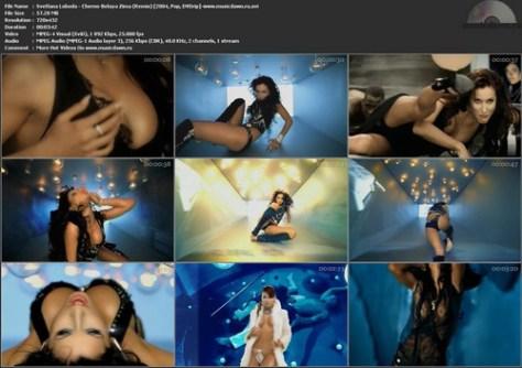 Светлана Лобода - Черно-белая зима | Svetlana Loboda - Cherno-Belaja Zima (Remix) (2004, Pop, DVDrip)