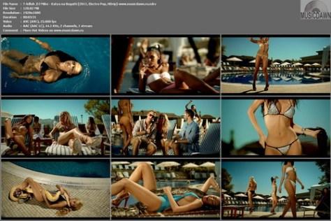 T-killah & DJ Mike - Katya na Bugatti   Катя на Бугатти (2011, Electro Pop, HD 1080p)