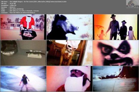 The Twilight Singers – On The Corner [2011, HDrip] Music Video