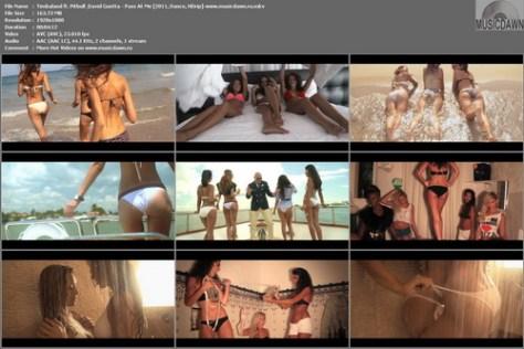 Timbaland ft. Pitbull & David Guetta - Pass At Me (2011, Dance, HD 1080p)