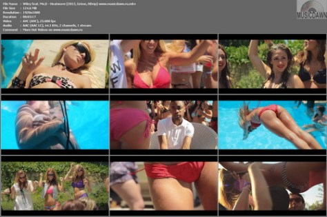 Wiley feat. Ms.D – Heatwave [2012, HD 1080p] Music Video